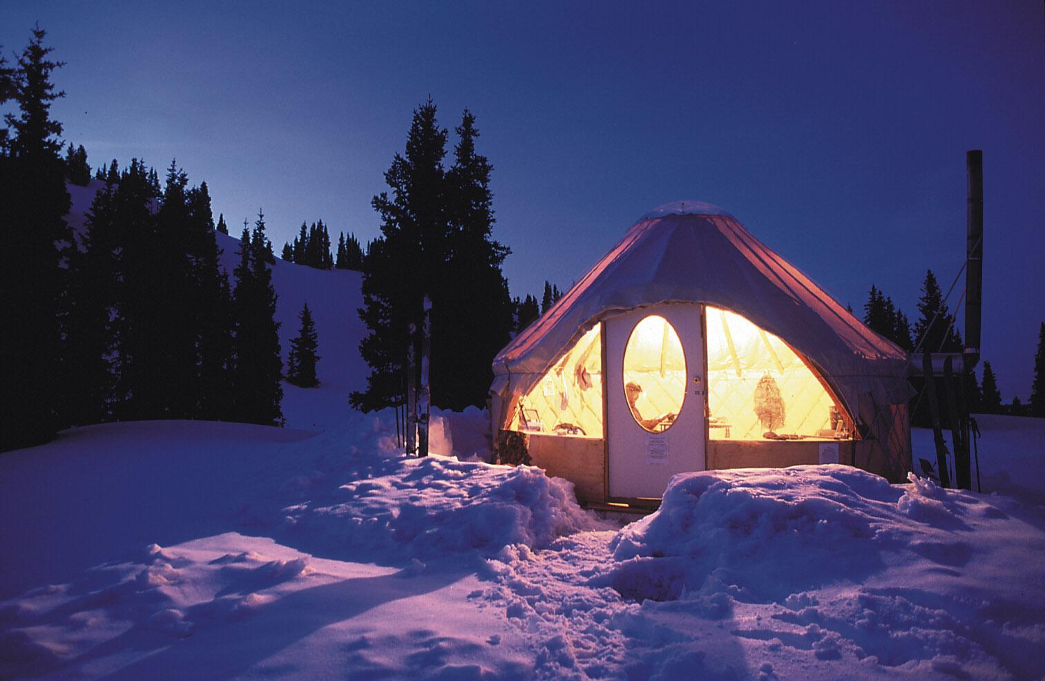 Fawn Lakes Yurt